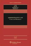 Administrative Law: Cases and Materials, 7th ed. by Jack Beermann, Colin S. Diver, Ronald A. Cass, and Jody Freeman