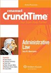 Emanuel Crunchtime for Administrative Law, 3rd ed.