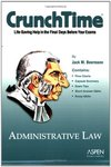 Emanuel Crunchtime for Administrative Law, 2nd ed.